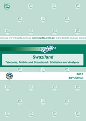 Swaziland - Telecoms, Mobile and Broadband - Statistics and Analyses